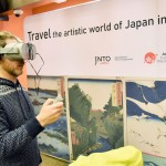 日本政府観光局がVRで浮世絵の世界を体験