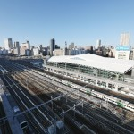 JR東、山手線新駅「高輪ゲートウェイ駅」公開