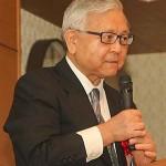 藤岡信勝副会長