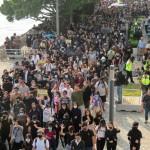 デモの香港と返還前の沖縄、中国が喜ぶ沖縄デモ