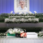 中村哲医師に最後のお別れ、合同葬に1300人超
