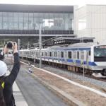 JR東、常磐線不通区間の富岡-浪江で試運転