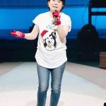 ファンとお別れ、森昌子さんが引退コンサート