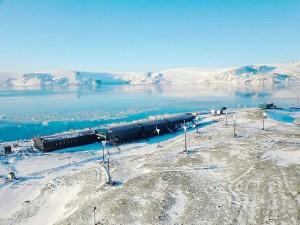 ブラジルの新南極基地
