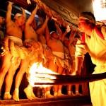 600年以上続く祭礼「川名のひよんどり」