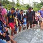 シンガポールで足湯、国内唯一の温泉公園