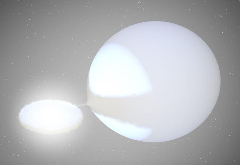 「や座」の連星、2083年ごろ金星並みに輝く?