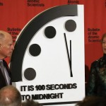 米ブレティン誌、世界滅亡まで「残り100秒」