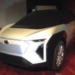 スバル、30年に電動車4割へ引き上げを目指す