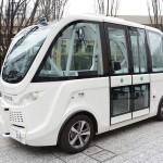 茨城県境町、自動運転バスを町内の公道で運行