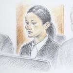 女優の沢尻エリカ被告に懲役1年6月を求刑