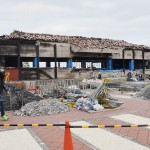 内閣府、焼失した首里城の復元工事を開始