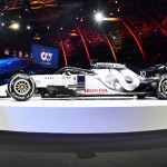 アルファタウリ・ホンダが今季の新車を発表