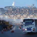 クルーズ船で新たに70人の新型肺炎感染を確認