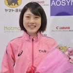 「東京で金」へ、前田穂南が女子30キロで日本新