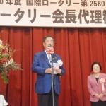 ロータリークラブ、首里城再建に2650万円寄付