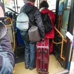 「ゆっくり休みたい」、バスや電車でうれしい帰宅