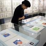 貴重な切手資料を紹介する「世界切手展」開催