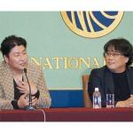 韓国映画「パラサイト」、「寄生」でなく「共生」