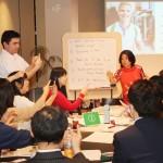 日本財団がボランティアのリーダー育成で研修