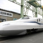 JR東海、新型車両「N700S」量産車を公開
