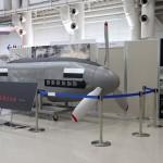 日本最速の「プロペラ機『研三』展」を開催