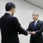 更田委員長「被災の影響を確認して判断」