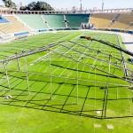 サンパウロ市・パカエンブー競技場