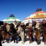 カザフ族のイヌワシ祭も中止となった