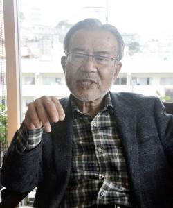 新型コロナウイルスの感染者3人止まりの沖縄