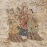 作業に12年、国宝「高松塚古墳壁画」修復が終了