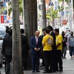 菅官房長官「沖縄の観光業に大規模な支援策を」