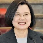 台湾の蔡総統「天国でも笑わせてくれるでしょう」