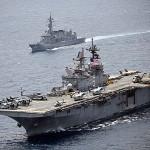 強襲揚陸艦「アメリカ」