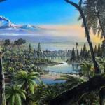9000万年前の南極大陸に森林や湿地があった!