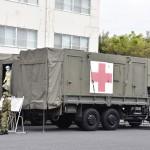 緊急事態、自衛隊は新たな派遣要請に備える