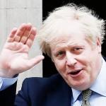 ジョンソン英首相が退院、当面は別荘で静養する