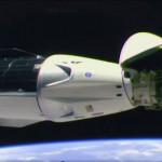 NASA、有人宇宙船「クルードラゴン」打ち上げ