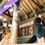 縮小実施、女性の幸せを祈る「飛騨生きびな祭」
