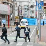 福岡県警、うなぎ店立てこもり男を現行犯逮捕