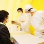 東京都千代田区、PCR検査所を報道陣に公開
