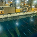 核燃料再処理工場の燃料貯蔵プール