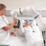 欧州で医療現場でのロボット活用に期待が集まる