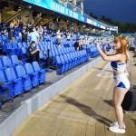 世界に先駆け台湾プロ野球が観客入れて試合開催