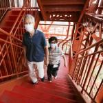 展望台へは「階段で」、東京タワーが営業を再開
