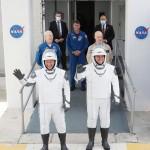 米有人宇宙船「クルードラゴン」の打ち上げ延期