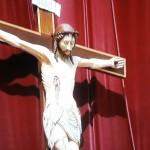 「十字架のイエス」(2013年3月31日、バチカンの復活祭)