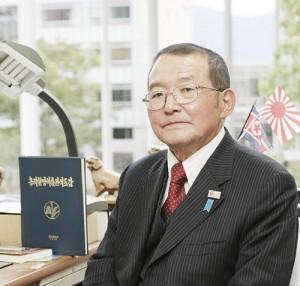 宮塚コリア研究所代表-宮塚利雄