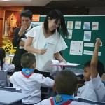 秋田県の「探究型授業」をタイに発信し交流を