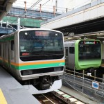 JR東、埼京線渋谷駅の新ホームの供用を開始